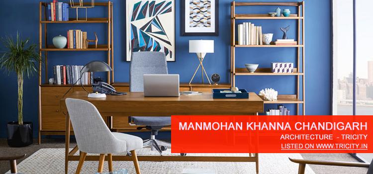 Manmohan Khanna Chandigarh