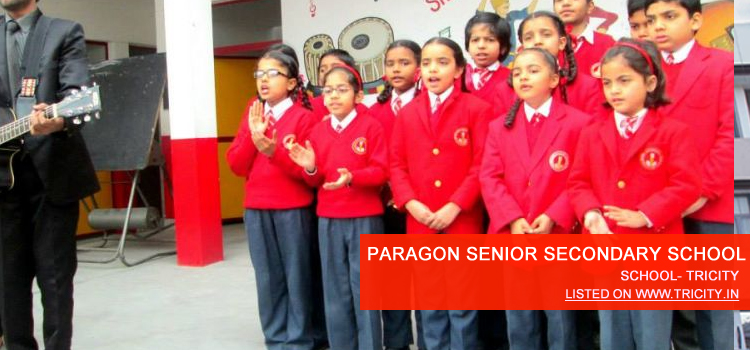 PARAGON SENIOR SECONDARY SCHOOL
