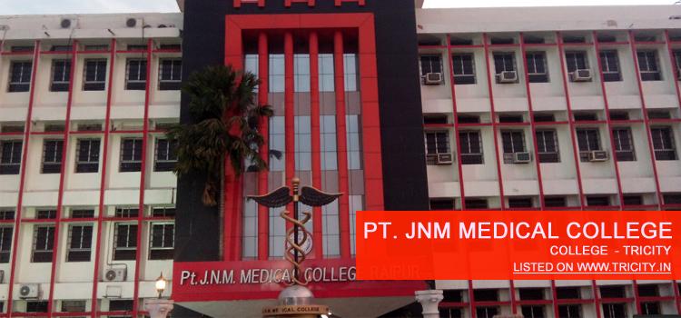 PT. JNM Medical College