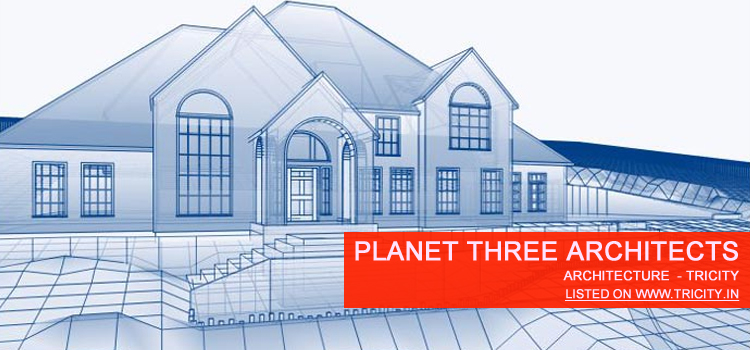 Planet Three Architects
