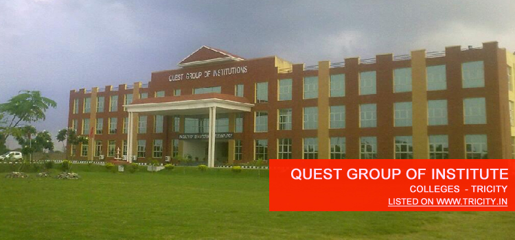 Quest Group Of Institutions