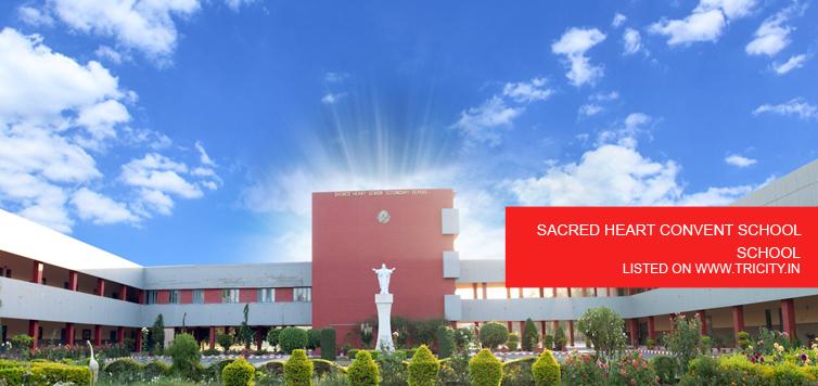 SACRED HEART CONVENT SCHOOL CHANDIGARH