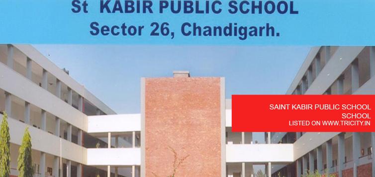 SAINT KABIR PUBLIC SCHOOL CHANDIGARH