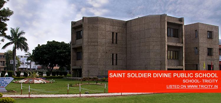 SAINT SOLDIER DIVINE PUBLIC SCHOOL