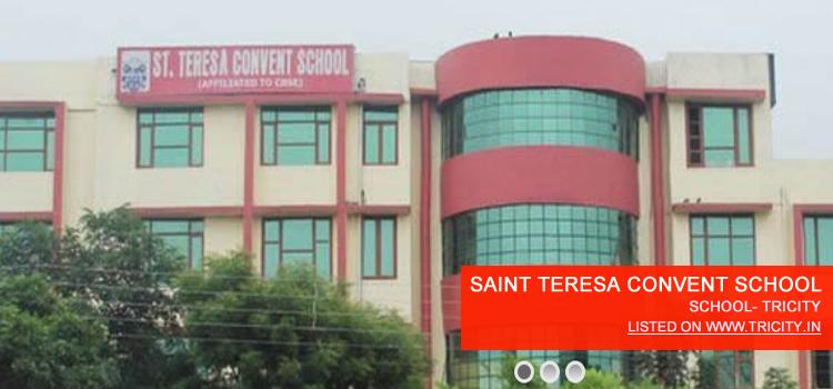 SAINT TERESA CONVENT SCHOOL