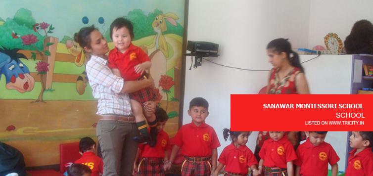 SANAWAR MONTESSORI SCHOOL