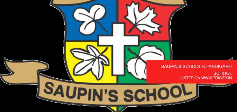 SAUPIN'S SCHOOL CHANDIGARH