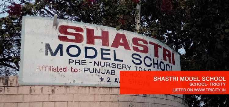 SHASTRI MODEL SCHOOL