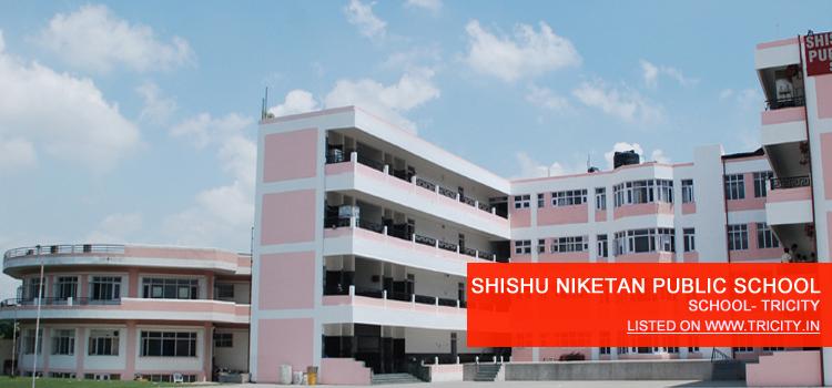 SHISHU NIKETAN PUBLIC SCHOOL