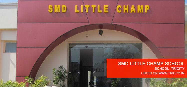 SMD LITTLE CHAMP SCHOOL