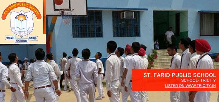 ST. FARID PUBLIC SCHOOL