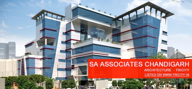 Sa Associates Chandigarh