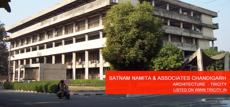 Satnam Namita & Associates Chandigarh