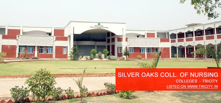 Silver Oaks College of Nursing