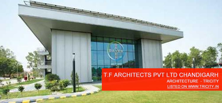 T.F Architects Pvt Ltd Chandigarh