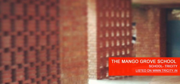 THE MANGO GROVE SCHOOL