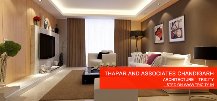 Thapar and Associates Chandigarh