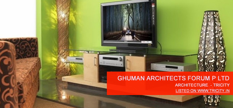 ghuman architect
