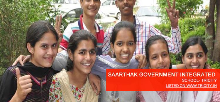 saarthak government integrated senior secondary school