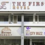 the first hotel