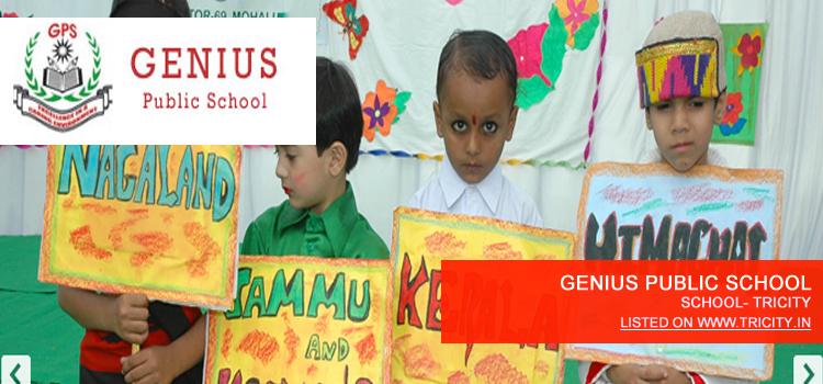 GENIUS PUBLIC SCHOOL