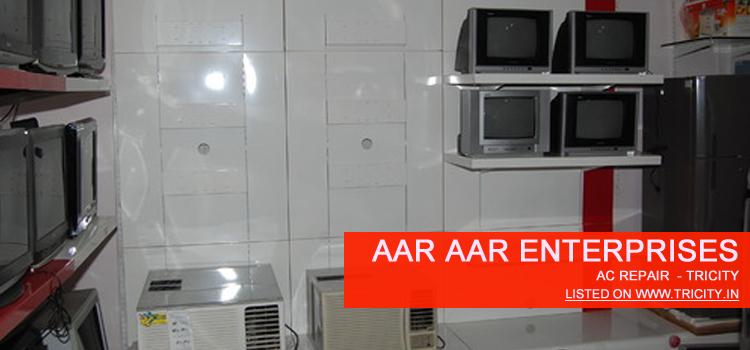 Aar Aar Enterprises Chandigarh
