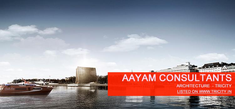 aayam consultants