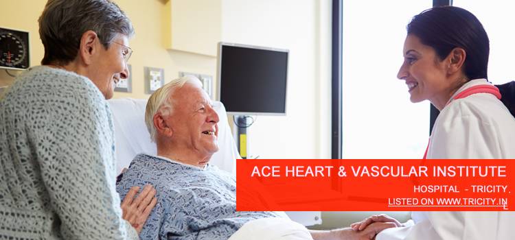 ACE Heart & Vascular Institute Mohali