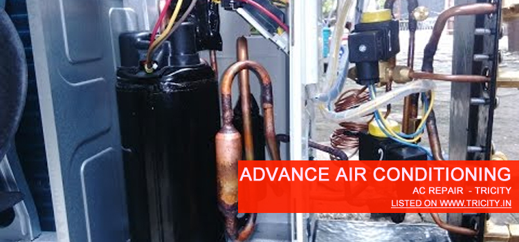 ADVANCE AIR CONDITIONING CHANDIGARH