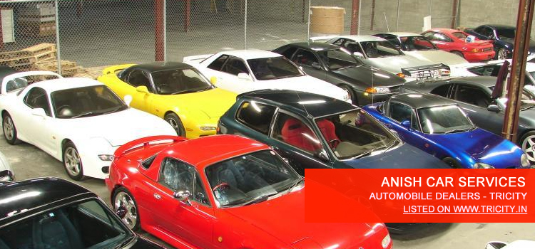 ANISH CAR SERVICES