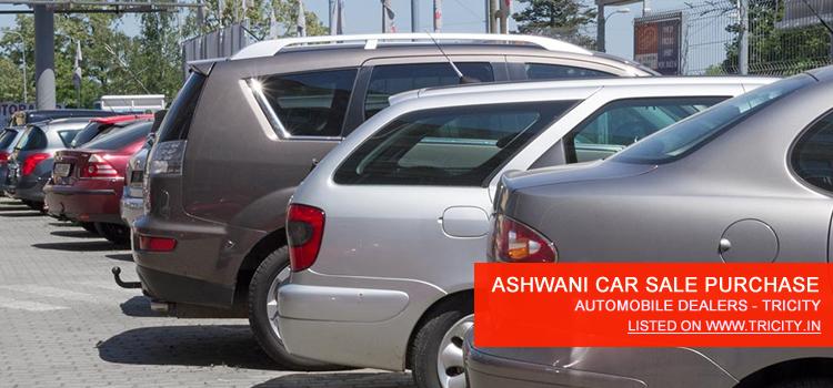ASHWANI CAR SALE PURCHASE