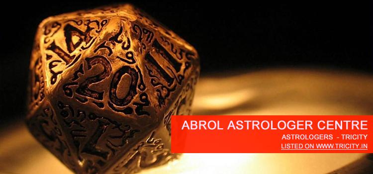 Abrol Astrologer Centre Mohali