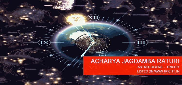 Acharya Jagdamba Raturi Mohali
