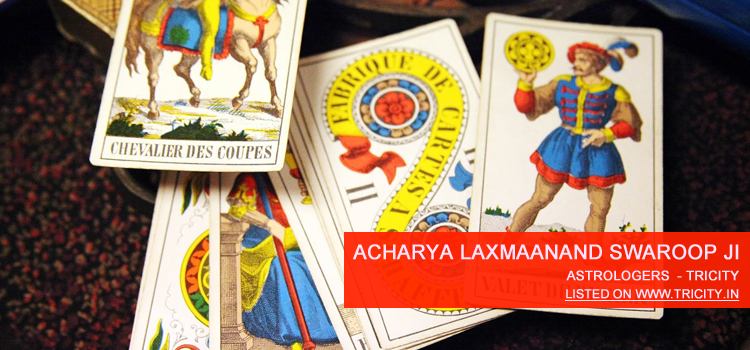 Acharya Laxmaanand Swaroop Ji Maharaj Chandigarh
