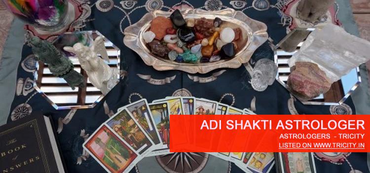 Adi Shakti Astrologer Chandigarh