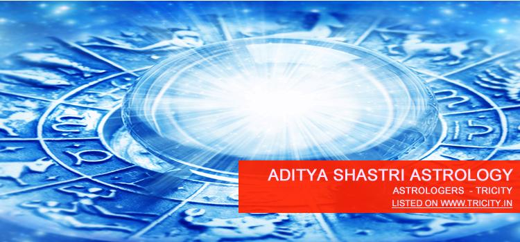 Aditya Shastri Astrology Chandigarh