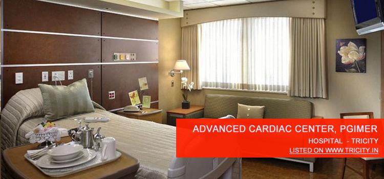 Advanced Cardiac Center, Pgimer Chandigarh