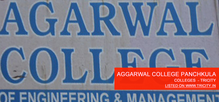 Aggarwal College Panchkula