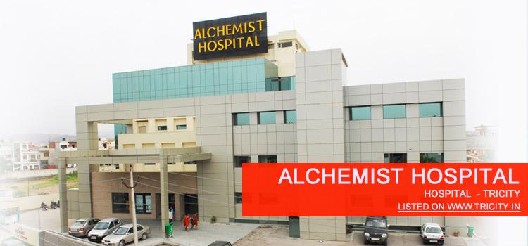 Alchemist Hospital Panchkula