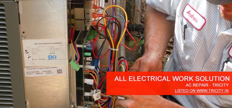 All Electrical Work Solution