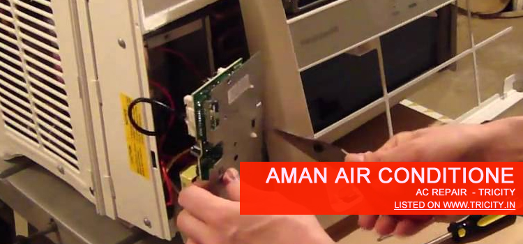 Aman Air Conditioner