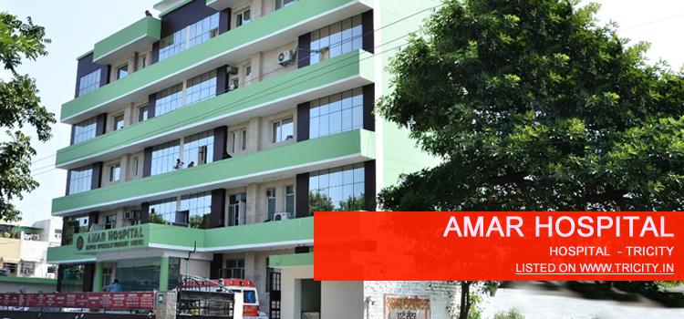 Amar Hospital mohali