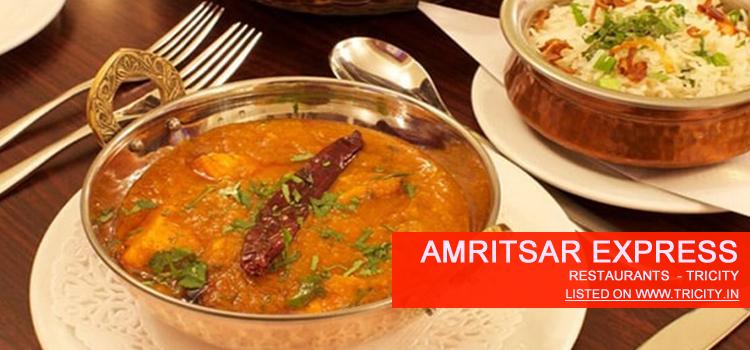amritsar express