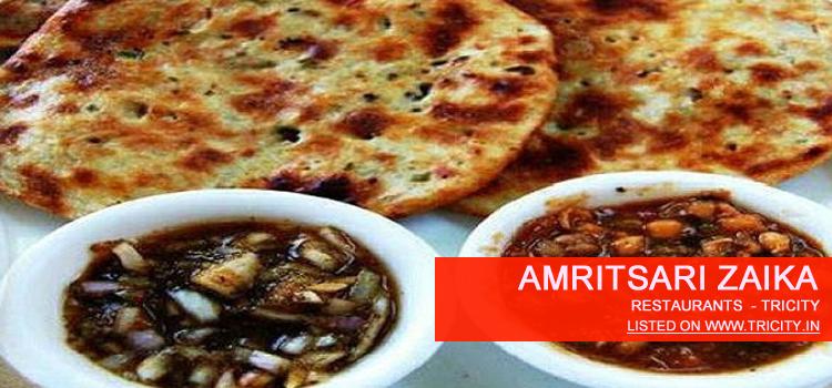 Amritsari Zaika