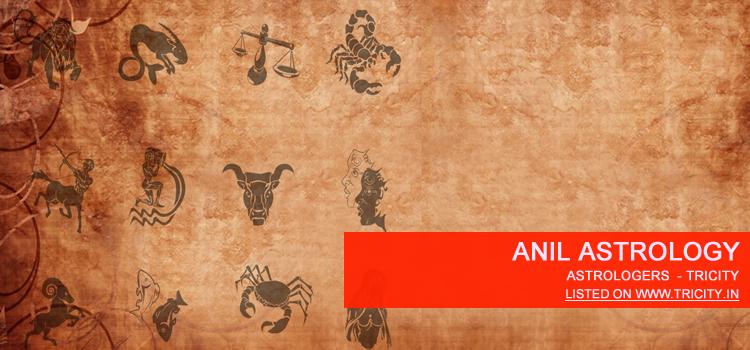 Anil Astrology Zirakpur