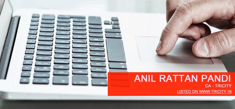 Anil Rattan Pandi Chandigarh