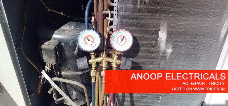 Anoop Electricals Chandigarh