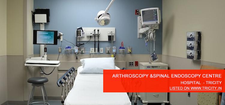 Arthroscopy &spinal Endoscopy Centre chandigarh