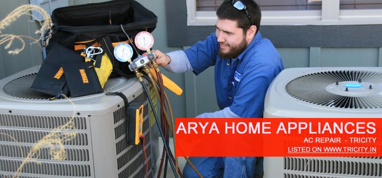 Arya Home Appliances Chandigarh