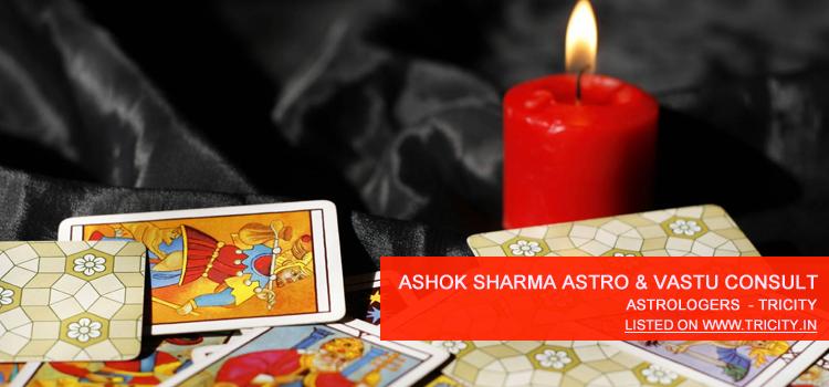 Ashok Sharma Astrologer & Vastu Consultant